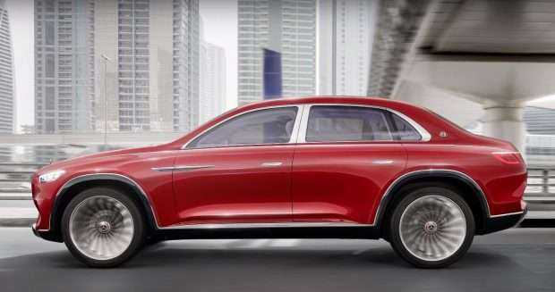 Mercedes-Maybach показа SUV