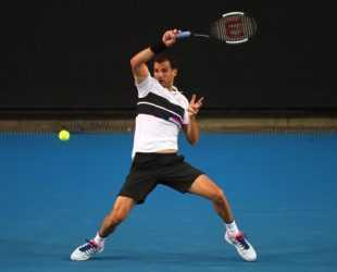 Григор Димитров е извън топ 40 в световната ранглиста след загуба от Рафаел Надал