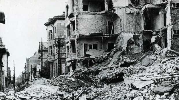 Навършват се 75 години от бомбардировките над София