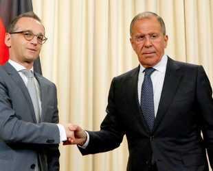 Германският външен министър обсъди с руския си колега инцидента в Керченския пролив