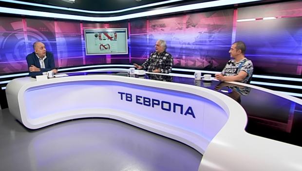 Свободна зона с гости Иво Беров и Теодор Михайлов – 11.01.2019 (част 1)