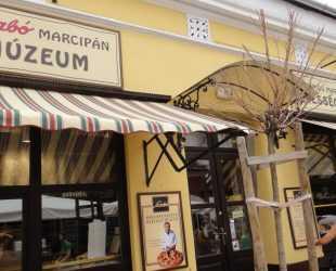 Музей на марципана близо до Будапеща