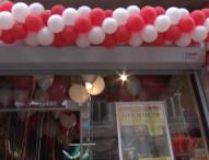 В центъра на София в Деня на любовта врати отвори нова книжарница