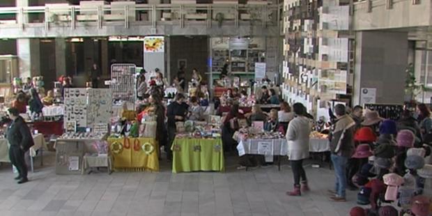Три организации с благотворителни каузи на базар за изкуствата в София