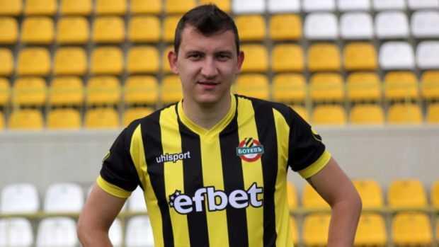 Тодор Неделев: Мисля, че до лятото ще остана в Ботев (Плодив)