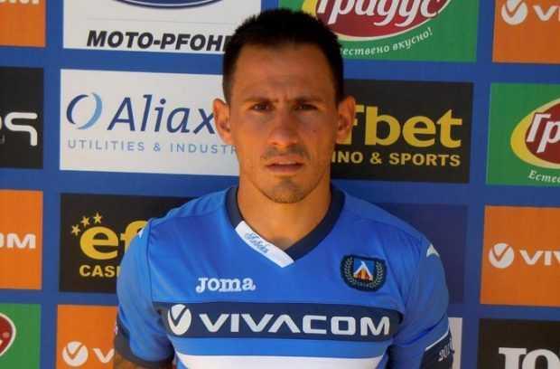 Официално: Живко Миланов се завърна в Левски