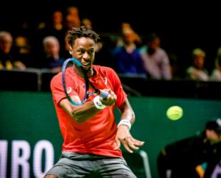 Медведев – Монфис е единият полуфинал в Ротердам
