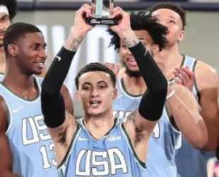 Американците надиграха Отбора на света в Мача на изгряващите звезди в НБА