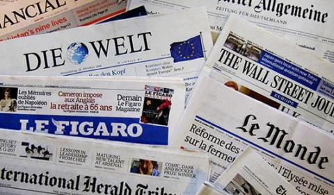 Преглед на международния печат – 18.02.2020