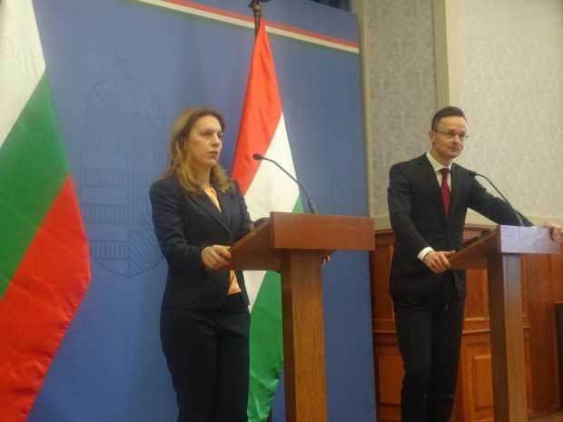 Петер Сиярто: Унгария ще продължи да подкрепя България за Шенген