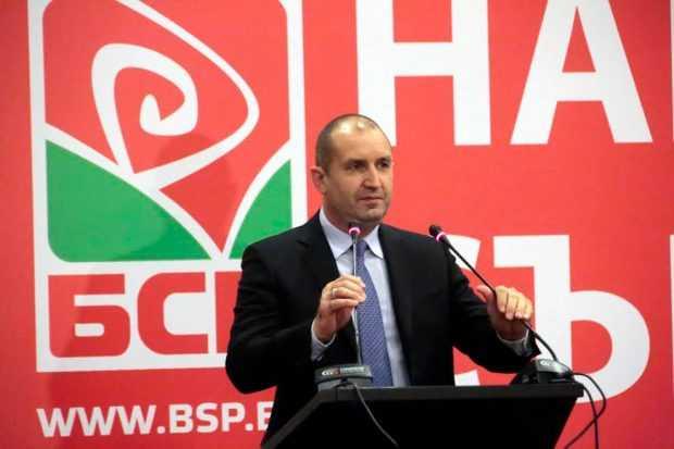 Румен Радев с коментар за партийните субсидии и ситуацията в БСП