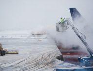 Над 7500 полета в САЩ бяха анулирани или отложени заради зимна буря