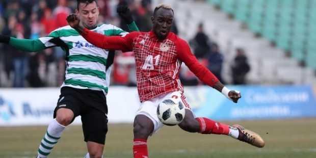 Любослав Пенев дебютира начело на ЦСКА – София със загуба от Черно море