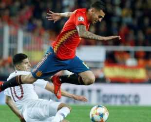 Испания се справи трудно с Норвегия с 2:1 във Валенсия