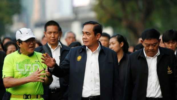 Първи избори в Тайланд след преврата през 2014 година