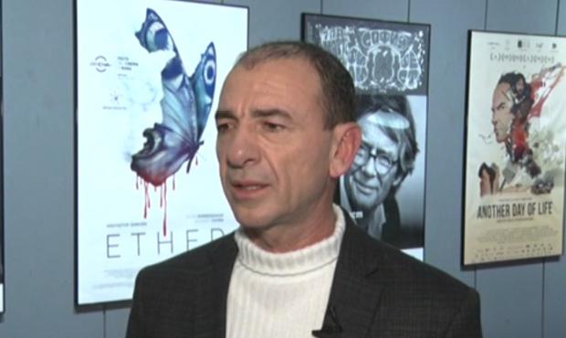 Актьорът Димитър Маринов за киното, Оскарите и България