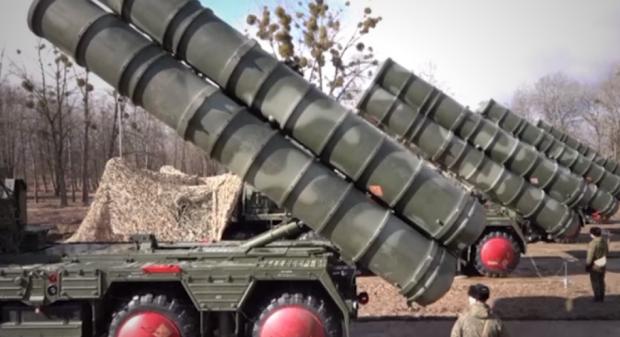 Русия разположи новите ЗРК С-400 в Калининград