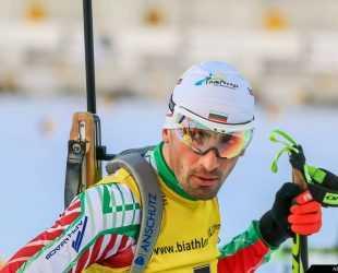 Световният вицешампион по биатлон Владимир Илиев се завърна в София
