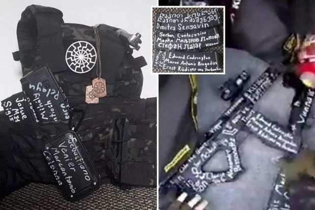 Терористът от Крайстчърч е носел оръжие с български надписи