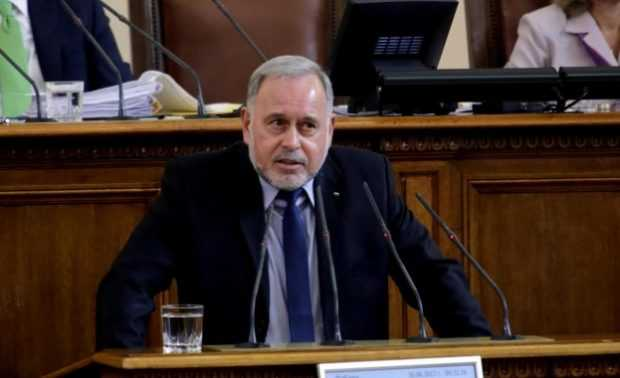 Народният представител от БСП Славчо Велков напуска парламента по собствено желание
