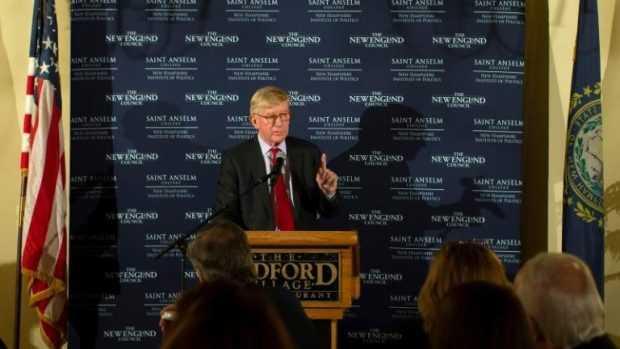 Бил Уелд е първият съперник на Тръмп от Републиканската партия на изборите догодина