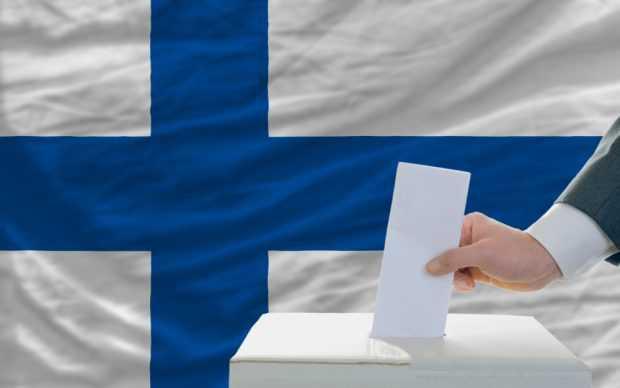 Във Финландия се провеждат парламентарни избори
