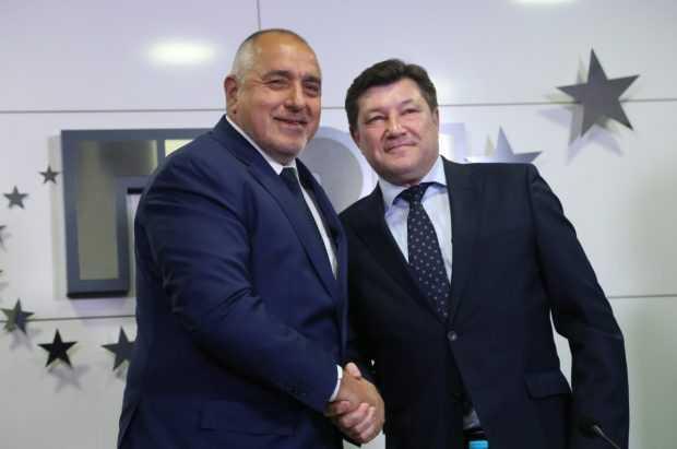 Борисов: Обединяваме се срещу пълзящата диктатура