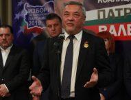 Водачът на листата на НФСБ Валери Симеонов се срещна с бизнеса в Пловдив