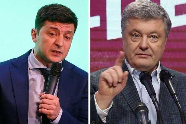 Втори тур на президентските избори в Украйна – Зеленски срещу Порошенко