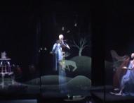 """Роботи представиха """"концерт от бъдещето"""" в Пекин"""