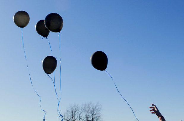 Черни балони ще бъдат пуснати днес в небето в памет на загиналите по време на трудови злополуки през 2018 г