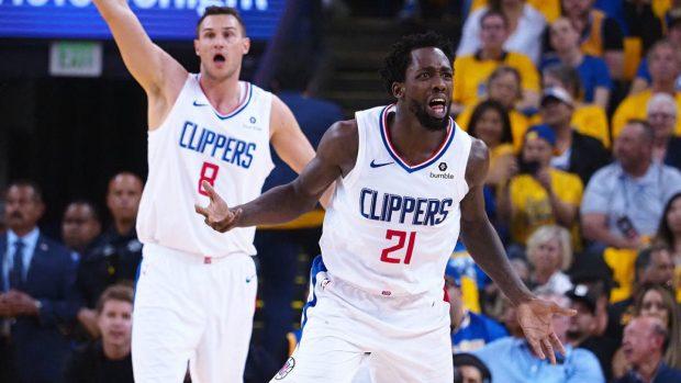 Клипърс намали пасива си срещу Голдън Стейт в плейофите от НБА