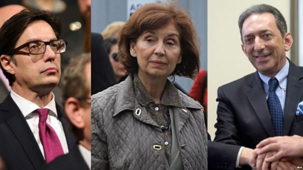 Кой кой е в президентската надпревара в Северна Македония?