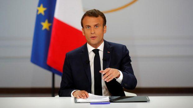 """Опозицията и """"жълтите жилетки"""" във Франция не одобриха реформите на Макрон"""