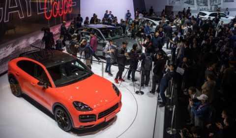 Оптимизъм за втората половина на 2019 г. цари на международния автосалон в Шанхай