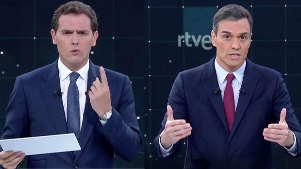 Основните кандидати на изборите в Испания водиха разгорещен дебат за Каталуния