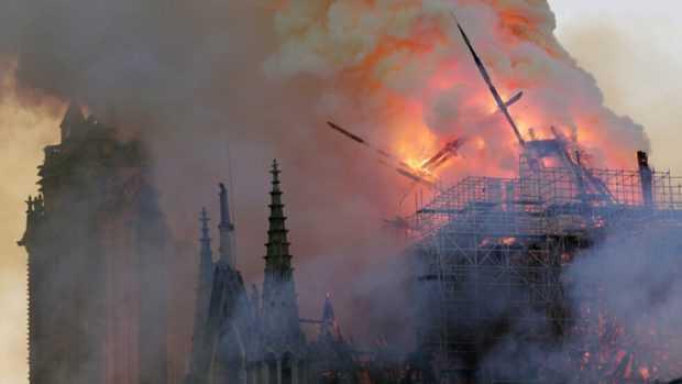 """Започва възстановяването на органа на катедралата """"Нотр Дам"""" в Париж"""