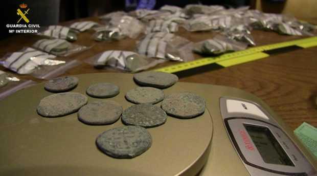 Над 30 000 антични предмета се връщат у нас след операция на българските и испанските служби
