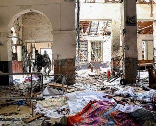"""""""Международна мрежа"""" е свързана с атаките в Шри Ланка"""
