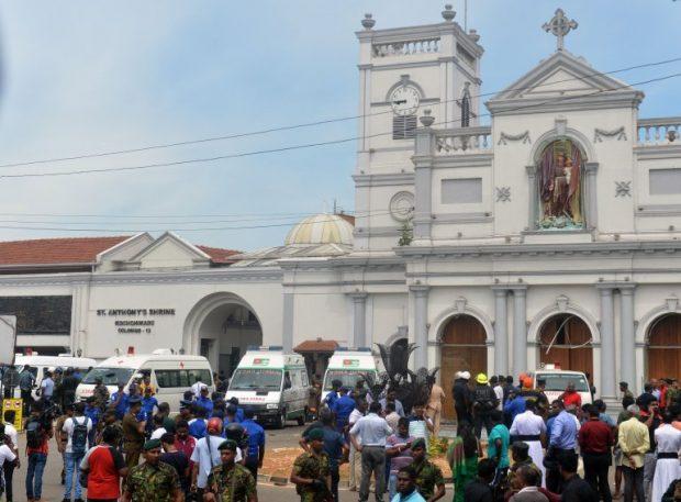 Броят на жертвите на атаките в Шри Ланка не спира да расте