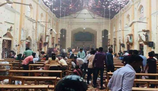 Ислямска държава пое отговорност за атентата в Шри Ланка