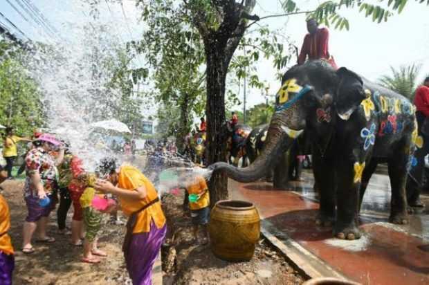 В Тайланд отбелязаха Новата година