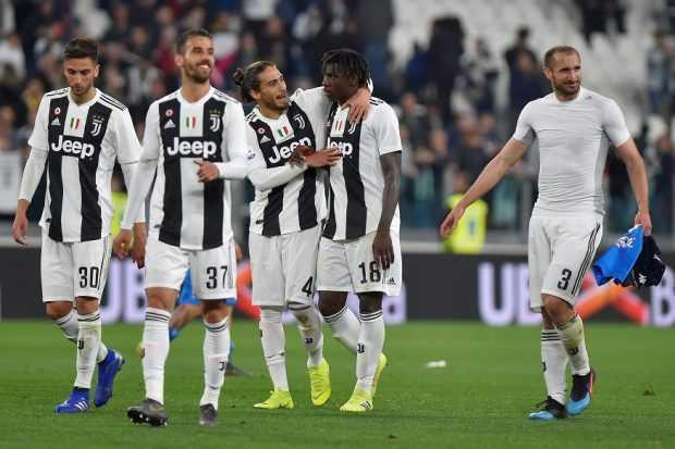 Ювентус обърна Милан за 2:1 през втората част