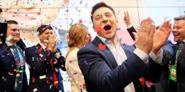 Световни лидери поздравиха Зеленски за победата