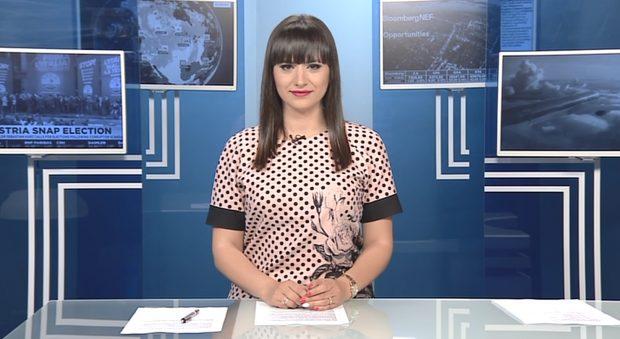 Емисия новини – 08.00ч. 19.05.2019