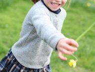 Британската принцеса Шарлот става на 4, публикуваха нейни нови снимки