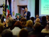 Кандидатите за евродепутати от ГЕРБ се срещнаха с гражданите на Перник