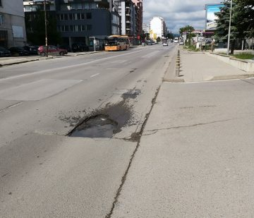 """От другата седмица започва ремонт на бул. """"Линкълн"""" в столицата"""