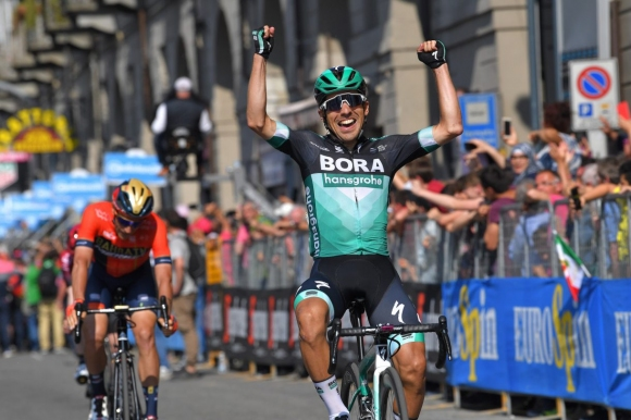 """Италианецът Бенедети спечели 12-ия етап от """"Джирото"""", Поланц е новият лидер"""