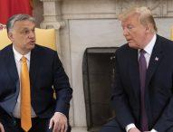 Купуване на оръжие и енергийна диверсификация са били в основата на разговорите Тръмп-Орбан